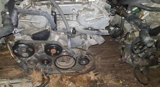 Двигатель на Infiniti fx 35 vq35 за 380 000 тг. в Алматы
