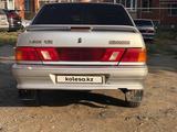 ВАЗ (Lada) 2115 (седан) 2002 года за 630 000 тг. в Костанай – фото 4