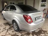 Chevrolet Aveo 2014 года за 3 100 000 тг. в Алматы – фото 3