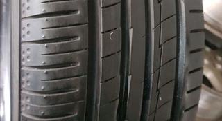 Летнюю бу шину из Японии в хорошем состоянии. Размер 195/55/16. за 20 000 тг. в Алматы