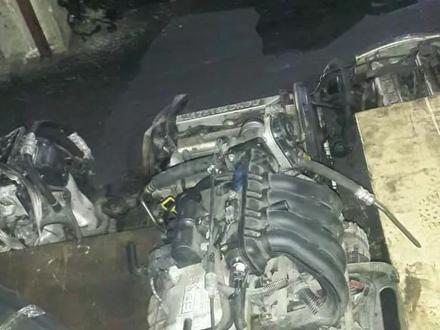Авео шевроле двигатель привозные контрактные с гарантией акп мкп автомат за 999 тг. в Уральск