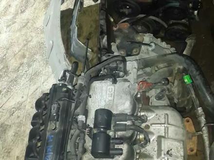 Авео шевроле двигатель привозные контрактные с гарантией акп мкп автомат за 999 тг. в Уральск – фото 2