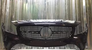 Бампер передний Mercedes w117 CLA за 91 000 тг. в Алматы