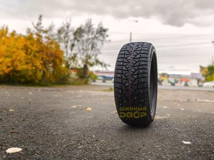 Шины Bridgestone 225/55/r18 Spike-02 за 70 500 тг. в Алматы – фото 3