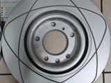 Передние тормозные диски DELPHI MERCEDES W463 G55 за 155 000 тг. в Алматы