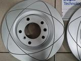 Передние тормозные диски DELPHI MERCEDES W463 G55 за 155 000 тг. в Алматы – фото 2