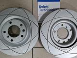 Передние тормозные диски DELPHI MERCEDES W463 G55 за 155 000 тг. в Алматы – фото 3
