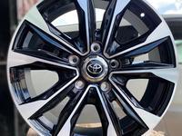 Комплект дисков r21 5*150 Toyota за 500 000 тг. в Караганда