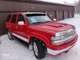Chevrolet Tahoe 2001 года за 4 700 000 тг. в Костанай