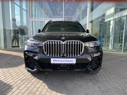 BMW X7 2019 года за 63 806 000 тг. в Алматы – фото 3