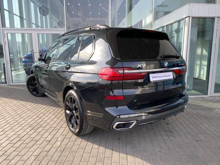 BMW X7 2019 года за 63 806 000 тг. в Алматы – фото 4