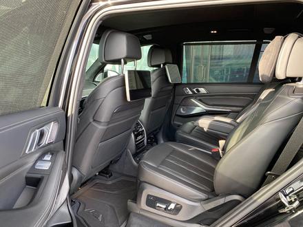 BMW X7 2019 года за 63 806 000 тг. в Алматы – фото 11