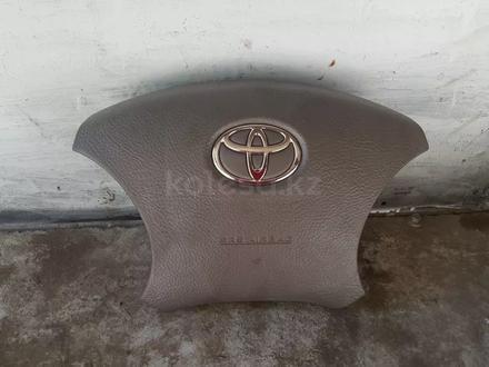 Airbag srs руль подушка безопасности prado 120 прадо за 300 тг. в Алматы