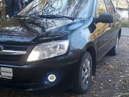 ВАЗ (Lada) 2190 (седан) 2012 года за 1 600 000 тг. в Алматы – фото 5