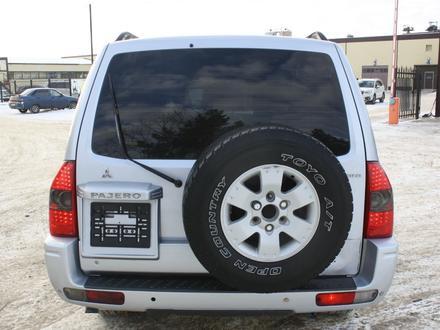 Mitsubishi Pajero 2003 года за 4 100 000 тг. в Костанай – фото 11
