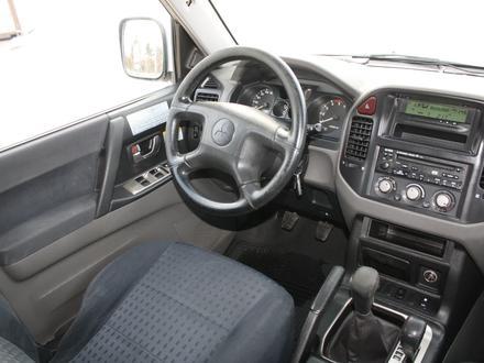 Mitsubishi Pajero 2003 года за 4 100 000 тг. в Костанай – фото 23