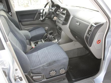 Mitsubishi Pajero 2003 года за 4 100 000 тг. в Костанай – фото 24