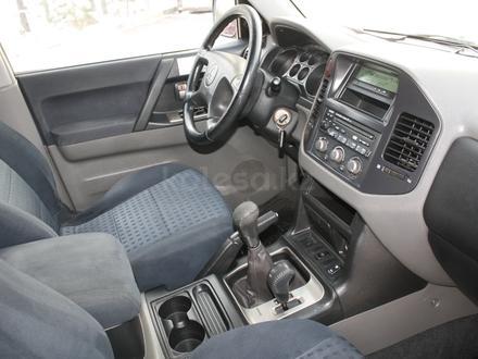 Mitsubishi Pajero 2003 года за 4 100 000 тг. в Костанай – фото 26