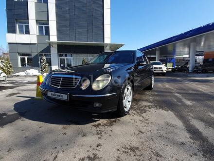 Mercedes-Benz E 240 2002 года за 2 700 000 тг. в Алматы – фото 9