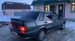 ВАЗ (Lada) 2115 (седан) 2008 года за 720 000 тг. в Уральск – фото 2