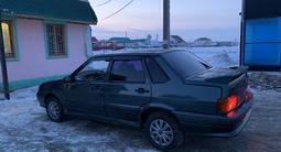 ВАЗ (Lada) 2115 (седан) 2008 года за 720 000 тг. в Уральск – фото 5
