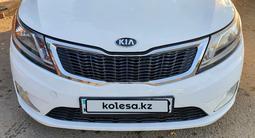 Kia Rio 2014 года за 4 499 000 тг. в Алматы – фото 3