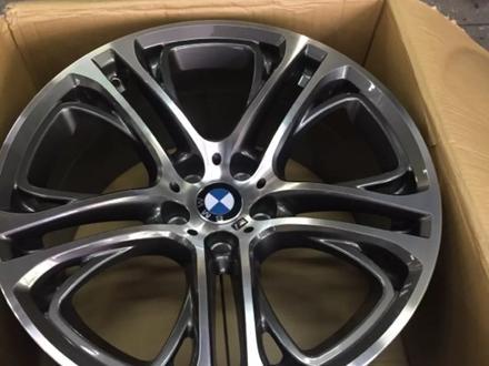 Комплект Новых дисков на BMW x5, x6 r20 за 420 000 тг. в Алматы – фото 4