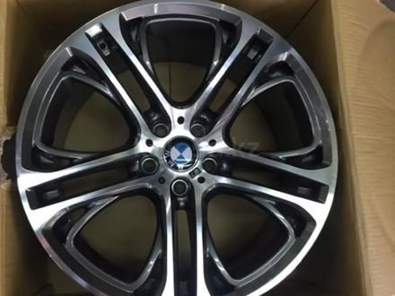 Комплект Новых дисков на BMW x5, x6 r20 за 420 000 тг. в Алматы – фото 5