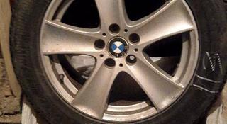 Диски с резиной BMW x5 r18 за 180 000 тг. в Алматы