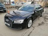 Audi A8 2014 года за 17 300 000 тг. в Алматы