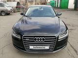 Audi A8 2014 года за 17 300 000 тг. в Алматы – фото 2