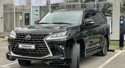 Lexus LX 570 2021 года за 62 000 000 тг. в Шымкент – фото 4