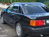 Audi 100 1991 года за 2 300 000 тг. в Алматы – фото 5
