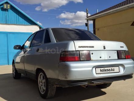 ВАЗ (Lada) 2110 (седан) 2001 года за 500 000 тг. в Атырау – фото 18
