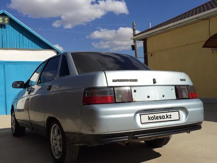 ВАЗ (Lada) 2110 (седан) 2001 года за 500 000 тг. в Атырау – фото 19