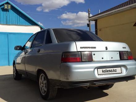 ВАЗ (Lada) 2110 (седан) 2001 года за 500 000 тг. в Атырау – фото 4