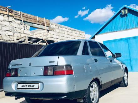 ВАЗ (Lada) 2110 (седан) 2001 года за 500 000 тг. в Атырау – фото 5