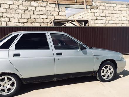 ВАЗ (Lada) 2110 (седан) 2001 года за 500 000 тг. в Атырау – фото 6