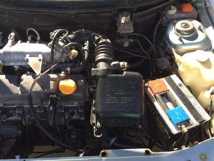 ВАЗ (Lada) 2110 (седан) 2001 года за 500 000 тг. в Атырау – фото 7