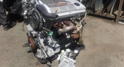 Двигатель Toyota Highlander 3.0L Привозной двигатель с Японии за 88 745 тг. в Алматы