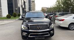 Infiniti QX80 2014 года за 15 450 000 тг. в Шымкент – фото 2
