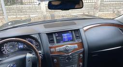 Infiniti QX80 2014 года за 15 450 000 тг. в Шымкент – фото 5