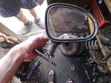 Боковое зеркало Шевроле Матиз за 5 000 тг. в Семей
