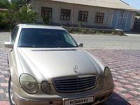 Mercedes-Benz E 240 2002 года за 3 500 000 тг. в Шымкент