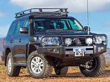 Усиленная подвеска Tough Dog на Toyota Land Cruiser 200 за 389 000 тг. в Актау – фото 2