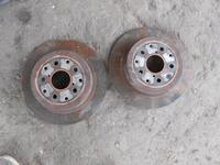 Тормозные диски задние Toyota Aristo S160 за 10 000 тг. в Алматы