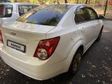 Chevrolet Aveo 2014 года за 3 000 000 тг. в Алматы – фото 5
