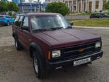 Chevrolet Blazer 1993 года за 1 700 000 тг. в Нур-Султан (Астана)