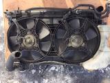 Радиатор основной Subaru Forester II за 29 000 тг. в Семей – фото 2