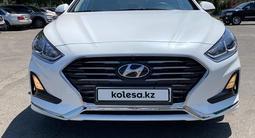 Hyundai Sonata 2018 года за 7 700 000 тг. в Алматы – фото 3